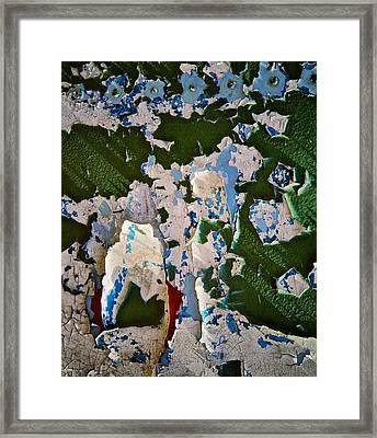 Light Celebration Framed Print by Odd Jeppesen