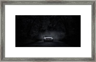 Light 'em Up Framed Print by Douglas Pittman