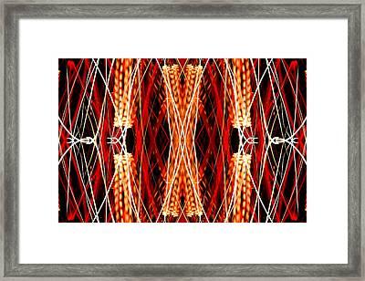 Light Fantastic 23 Framed Print by Natalie Kinnear