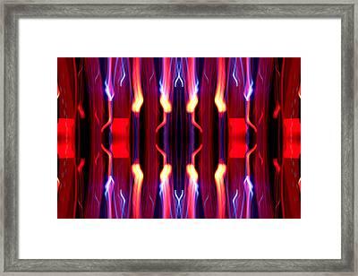 Light Fantastic 27 Framed Print by Natalie Kinnear