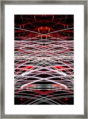 Light Fantastic 37 Framed Print by Natalie Kinnear