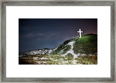 Light My Way Framed Print by JC Findley