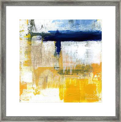 Light Of Day 2 Framed Print by Linda Woods