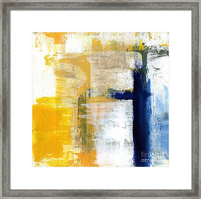 Light Of Day 3 Framed Print by Linda Woods