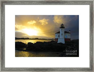 You Light Up My Life 2 Framed Print by Bob Christopher