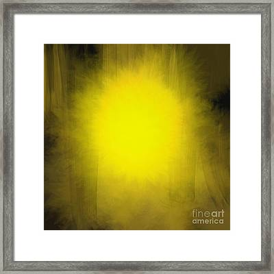 Light The Way Framed Print by James Eye