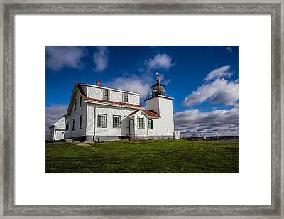 Lighthouse Fever Framed Print by Robert Clifford