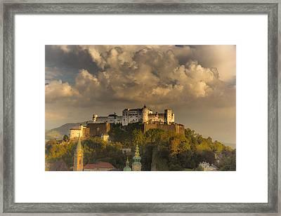 Like A Fairytale Framed Print by Chris Fletcher
