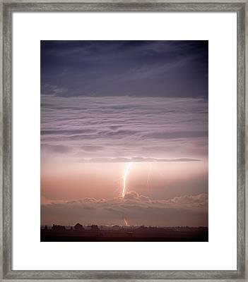 Like A Sci-fi Movie Framed Print by James BO  Insogna