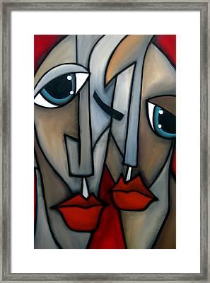 Like Minded By Fidostudio Framed Print by Tom Fedro - Fidostudio