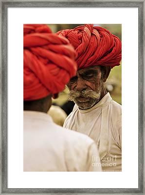 Like The Way You Are..  Framed Print by Vineesh Edakkara