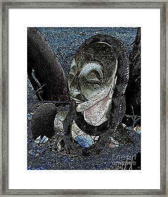 Lilith Framed Print by L T Sparrow