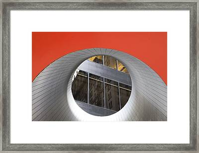 Limitations Framed Print by Joanna Madloch