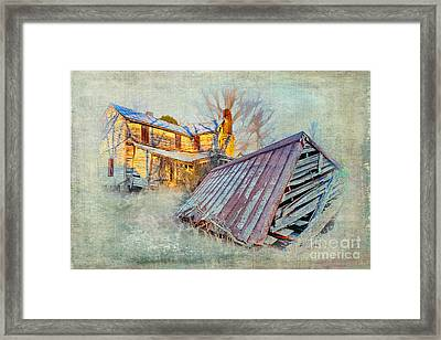 Lingering Memories Framed Print by Dan Carmichael