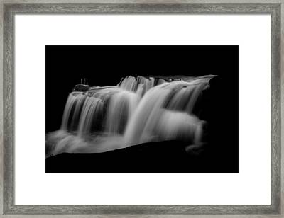 Liquid Light 2 Framed Print by Shane Holsclaw