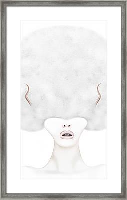 Listen  Framed Print by Yosi Cupano