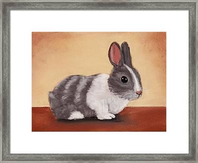 Little One Framed Print by Anastasiya Malakhova
