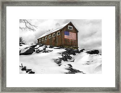 Standing Tall Framed Print by Thomas Schoeller