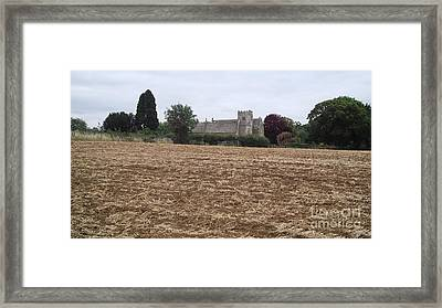Little Rissington Church 2 Framed Print by John Williams