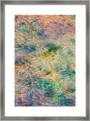 Live Water - Featured 2 Framed Print by Alexander Senin