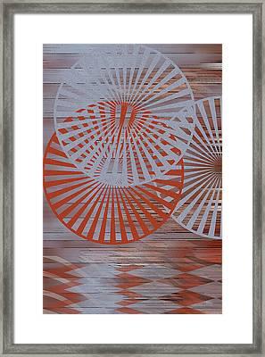 Living Spaces No 2 Framed Print by Ben and Raisa Gertsberg