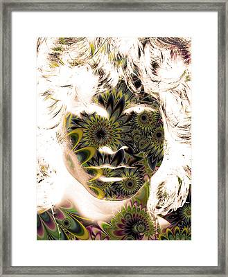 Lizard King Framed Print by JC Photography and Art