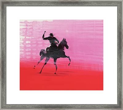 Lobby Framed Print by Susie Hamilton