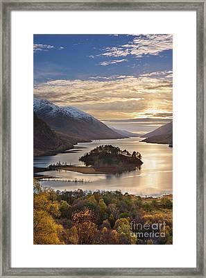 Loch Shiel Framed Print by Rod McLean