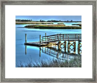 Lockwood View Framed Print by Joseph Tese