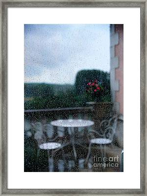 Loire Valley View Framed Print by Madeline Ellis