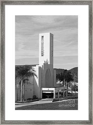 Loma Linda University Church Framed Print by University Icons