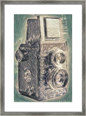 Lomo Framed Print by Taylan Apukovska