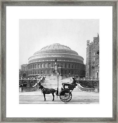 London Albert Hall, C1904 Framed Print by Granger