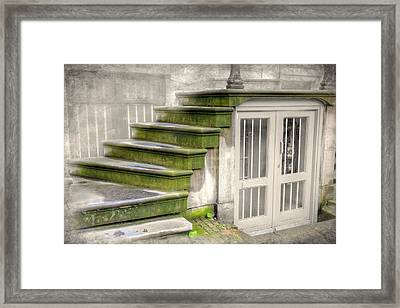 Asterdam Flat Framed Print by Sophie Vigneault
