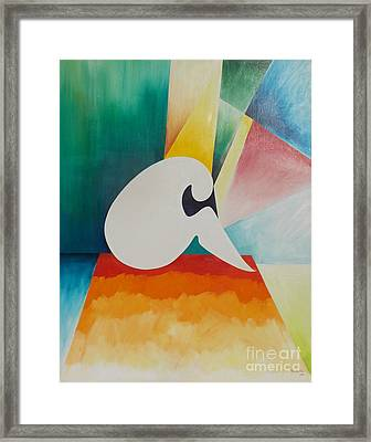 Loneliness Framed Print by PainterArtist FIN