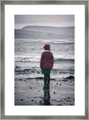 Lonely Framed Print by Joana Kruse