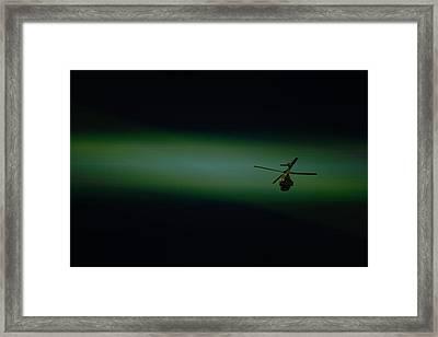 Loner Framed Print by Paul Job