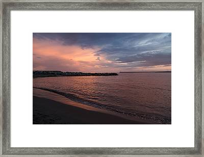 Lonesome Blues.. Framed Print by A Rey