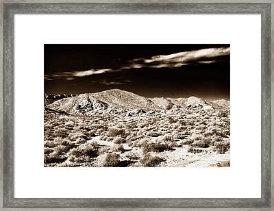 Long Journey Home Framed Print by John Rizzuto
