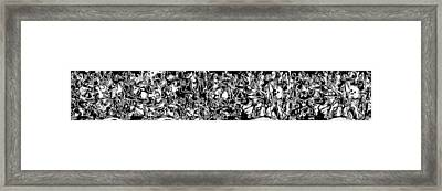 Long Series -- Archetype Framed Print by George Curington