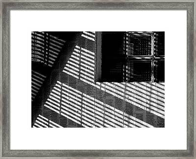 Long Shadows Framed Print by Steven Milner