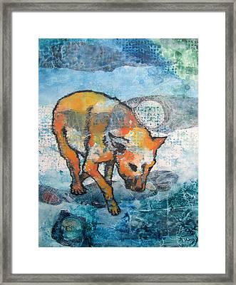Long Walk Home Framed Print by James Huntley