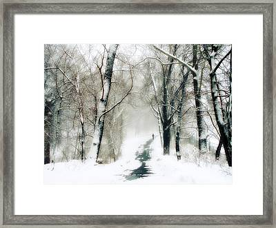 Long Way Home Framed Print by Jessica Jenney