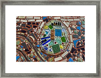 Looking Back Framed Print by Gary Keesler