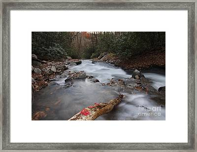 Looking Glass Creek Framed Print by Jonathan Welch