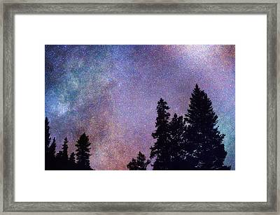 Looking Into The Heavens Framed Print by James BO  Insogna