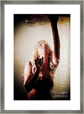 Looking Up Framed Print by Jt PhotoDesign