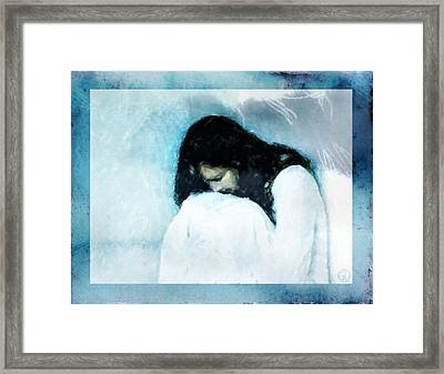 Loose Ends Framed Print by Gun Legler