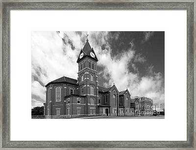 Loras College St. Joseph Chapel Framed Print by University Icons