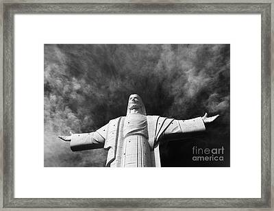 Lord Of The Skies 1 Framed Print by James Brunker